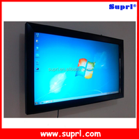 Hot sale,Suprl OEM 46 inch LED Touch Screen All-in-one pc with wifi