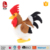Best quality customize supply plush kids outdoor toys new products cock toys