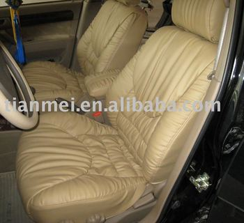 car seat cover in pvc/seat cover for car