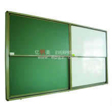 2015 Guangzhou Hot Sale Sliding Board, Flexible White Board, Fancy White Boards