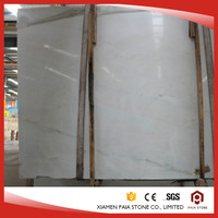 Hot Types Customized Shape Foshan White Marble Slab For Sale