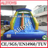 Alitoys 2014 Hot Inflatable Water Slides, inflatable pvc slide playground