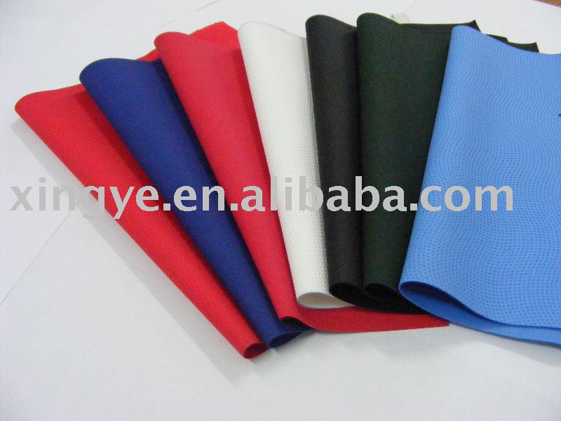 PU leather for glove
