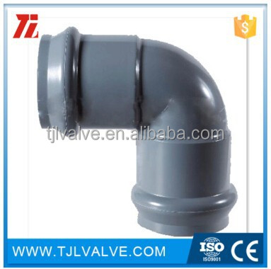 DN225 pvc adaptor pvc pipe and fittings pvc pipe fittings