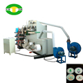 Low price new design paper coaster making machine