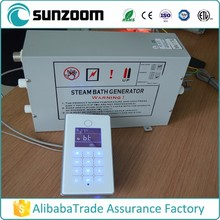 SUNZOOM TUV certified steam generator with ce,export steam generator,stainless steel steam generator