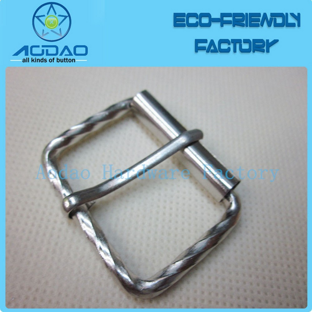 Professional bag buckle for handbag metal bag parts with pins