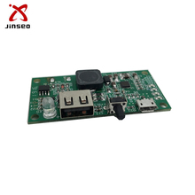 FR4 electronic board gps tracker antenna pcb assembly
