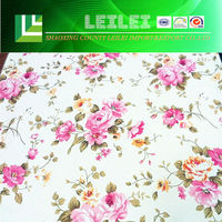 Flower Print Sublimation Transfer Paper For Textiles
