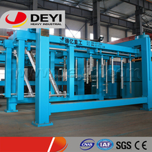 250,000 cubic meters DYKF Blocks Machine for aerated autoclaved concrete blocks