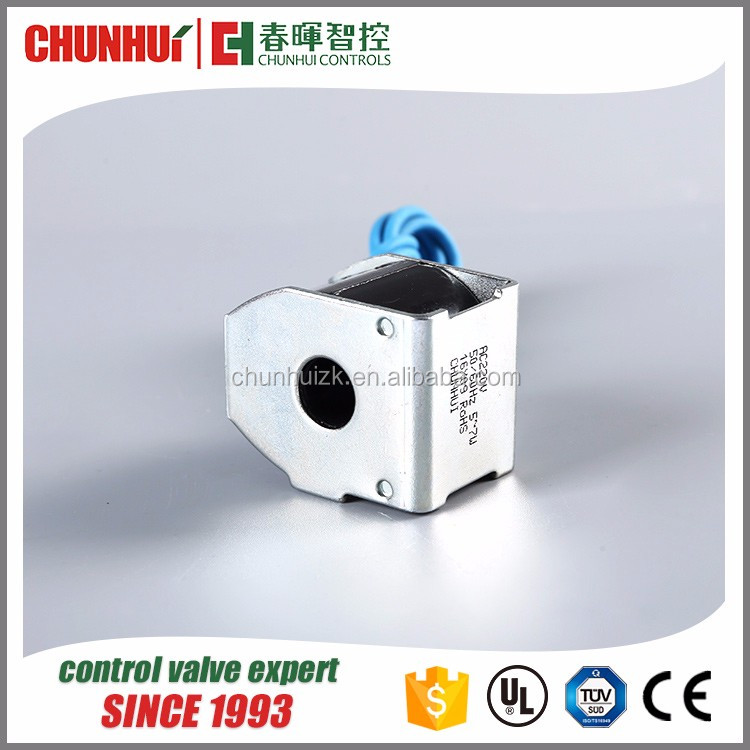 Factory supplier Hydraulic amisco coil Hydraulic solenoid valve