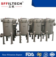 popular high quality cheap stainless steel water filter housing