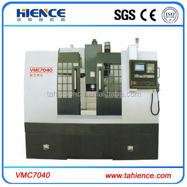 New vertical metal specification of cnc milling machine function VMC7040