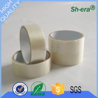 Cheap wholesale self adhesive fiberglass mesh tape Hot melt glue