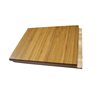 High gloss surface solid bamboo flooring produced in China