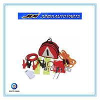 15 pcs Set Economic and Quality Car Auto Roadside Emergency Kit