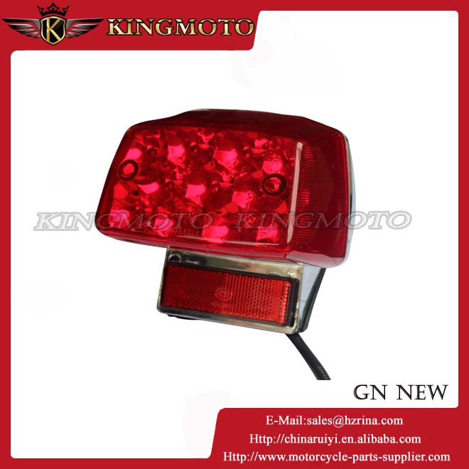 KINGMOTO 20151019 GN motorcycle tail lamps series made in China