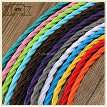 2 or 3 Core Electric Cable Flex Wire Vintage Lamp Light Cord