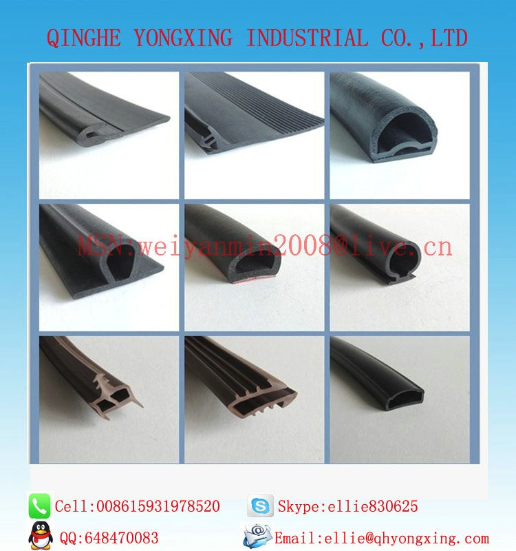 auto rubber extrusion compound Seal strip