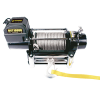 12v electric winch 10000lb NVT10000(10000lbs) 12/24V