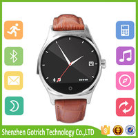 New products android bluetooth wrist watch r11 3g smart watch phone android 4.4 with high quality
