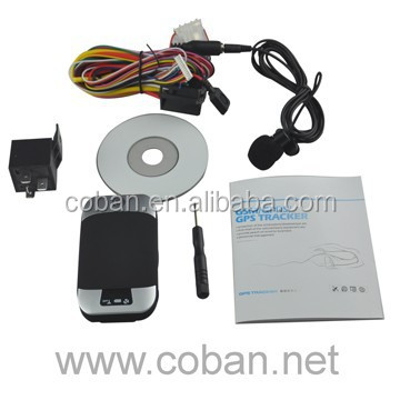 easy hide gps tracker for car vehicle 303F with Fuel monitor,web platform tracking