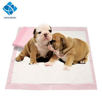Popular cheap puppy disposable under pad with competitive price