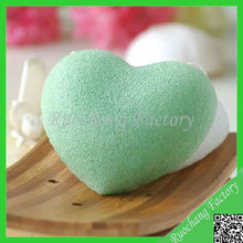 Konjac Cleaning Nature Facial Sponge Coral