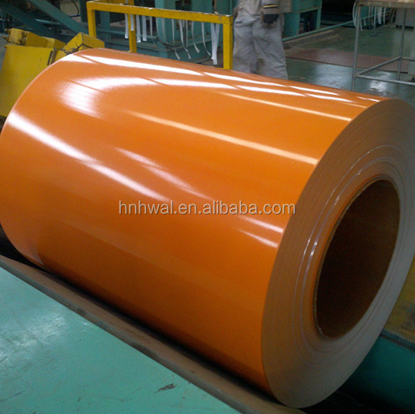 low price high quality mirror aluminum coil / wood grain aluminum coil Factory