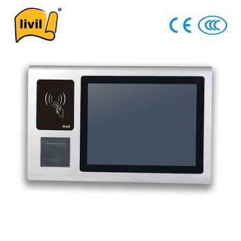 Self-help Touch Screen Terminal
