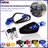 BJ-RM-061B CNC handle Bar End Mirror for Yamaha R1