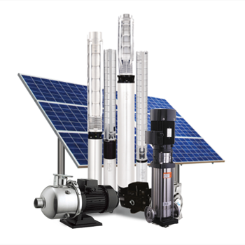 40Hp/30KW High Lift Solar Water Pump Submersible Solar Pump