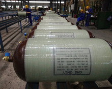 60L type2 compressed natural gas cylinder for cars