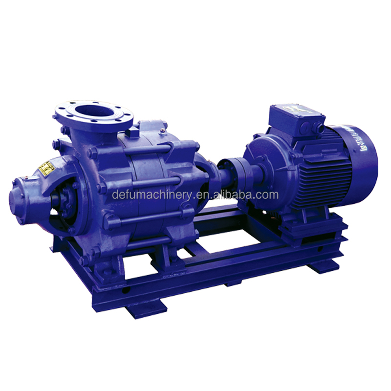 High pressure testing pump electric multistage water pump