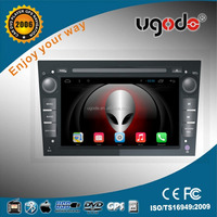 2 din new products 2016 astra android car dvd player Bluetooth gps navigation