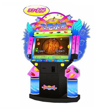 Elong 32'' Flying fruit games in arcade, video game machine, slot game machine
