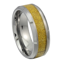 High Quality Comfort Fit Tungsten Rings FJ Jewelry