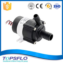micro water dc centrifugal pump for ice cream machine