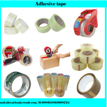 Dubai wholesale market waterproof decorative acrylic glue oem bopp tape