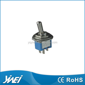 mini toggle switch 3a 250vac, spring loaded toggle switch 220v