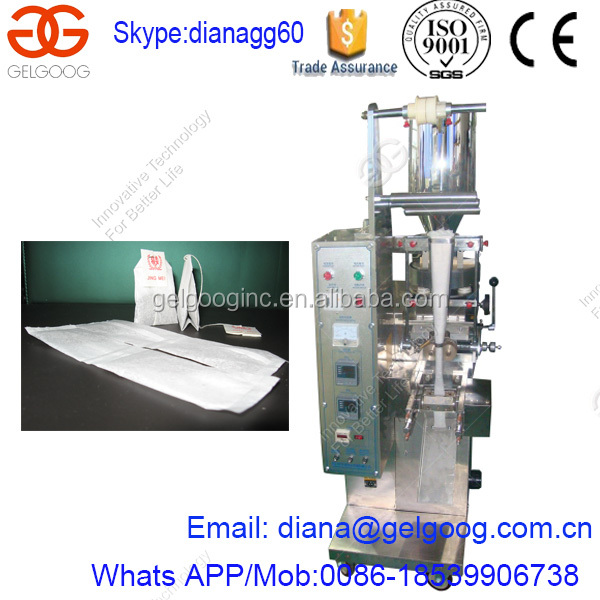 Double Chamber Tea Bag Packing Machine Price