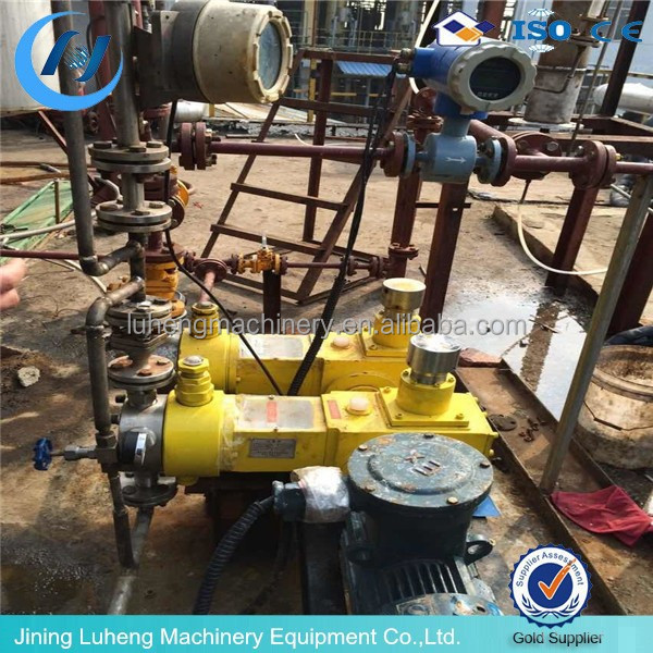 Motor driven hydraulic diaphragm metering pump made in China