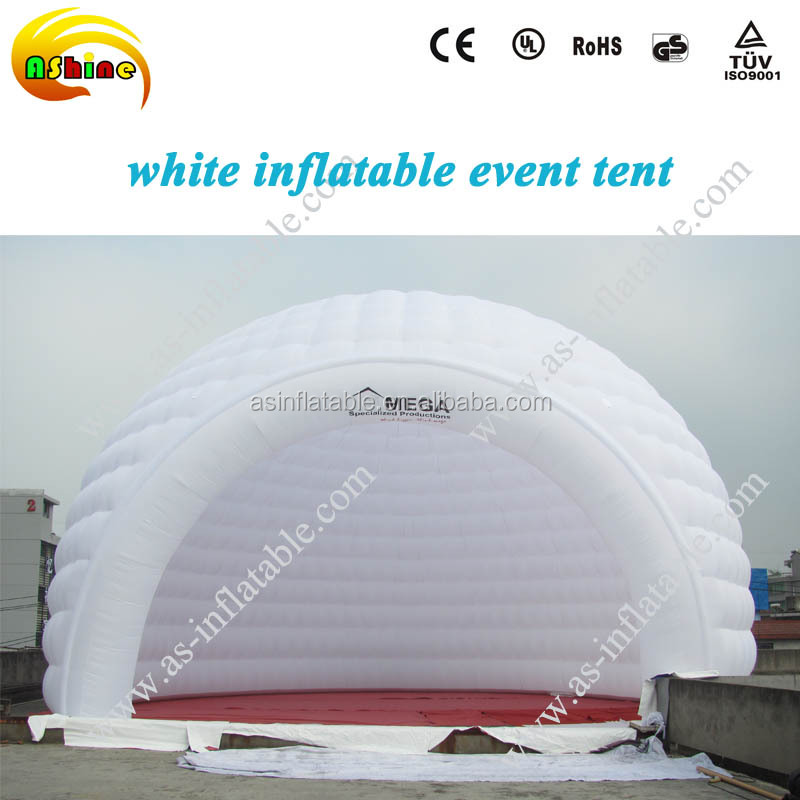 outdoor used inflatable air dome tent for party and event cheap price sale