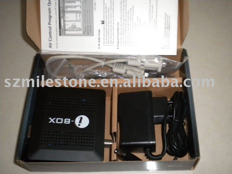 Receiver ibox dongle for South America