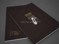 Custom Design Brochures and Catalog Printing from Shanghai