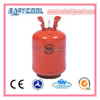 Easy cool r600a refrigerant gas with good quality
