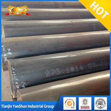 Black welded steel pipe/tube 8