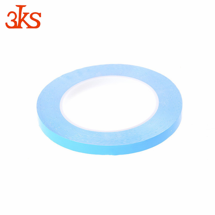 Single or double sided adhesive thermal fiberglass masking tape