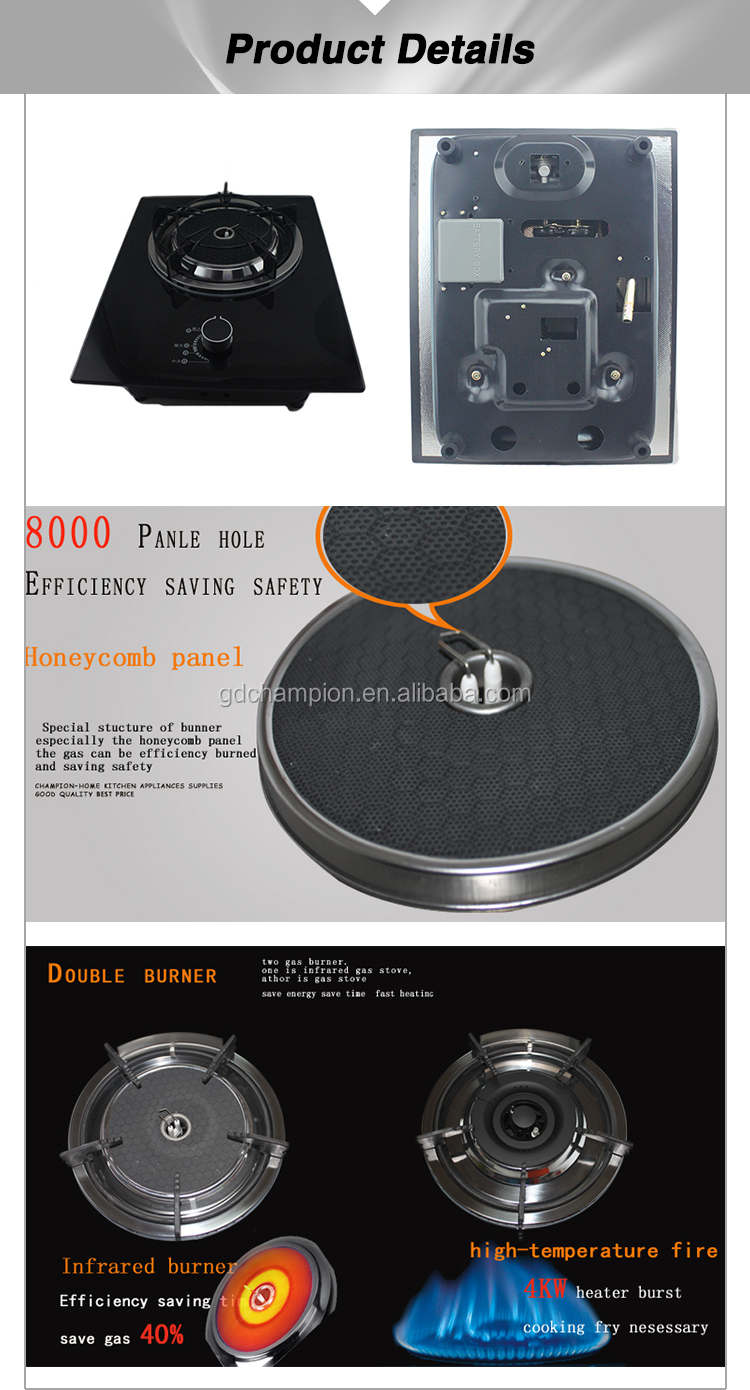 2015 hot sale portable gas stove