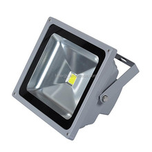 Outdoor lighting Super Brightness 50 watt led solar powered flood lights